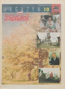 """Magazyn """"Solidarność"""", 1995, nr 10"""
