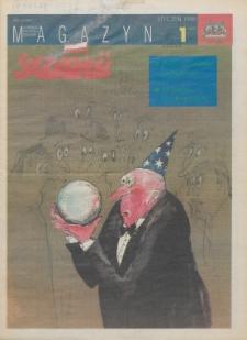 """Magazyn """"Solidarność"""", 1996, nr 1"""