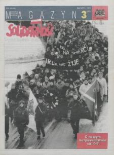 """Magazyn """"Solidarność"""", 1996, nr 3"""
