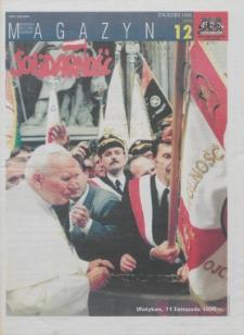 """Magazyn """"Solidarność"""", 1996, nr 12"""