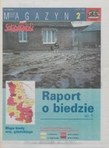 """Magazyn """"Solidarność"""", 1997, nr 2"""