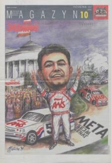 """Magazyn """"Solidarność"""", 1997, nr 10"""