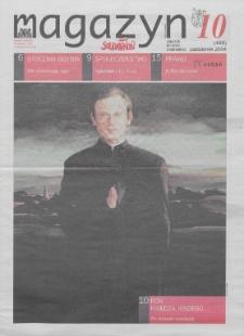 """Magazyn """"Solidarność"""", 2004, nr 10"""