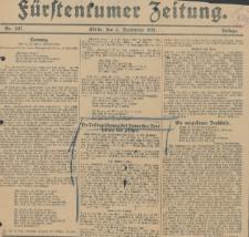 Fürstentumer Zeitung : Beilage, 1921, Nr. 207