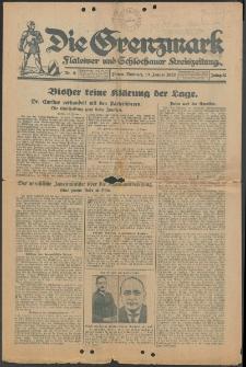 Die Grenzmark. Flatower und Schlochauer Kreiszeitung, 1927, Nr. 9