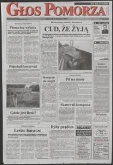 Głos Pomorza, 1998, sierpień, nr 182