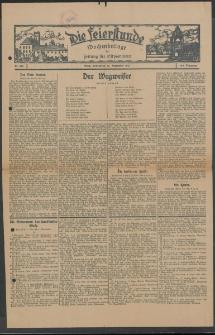 Die Feierstunde : Wochenbeilage der Zeitung für Ostpommern, 1927, Nr. 212