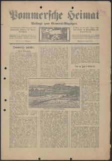 Pommersche Heimat. Beilage zum General-Anzeiger, 1912, Nr. 5