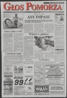 Głos Pomorza, 1998, sierpień, nr 185