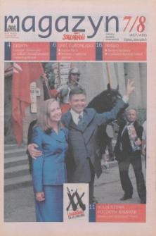 """Magazyn """"Solidarność"""", 2000, nr 7/8"""