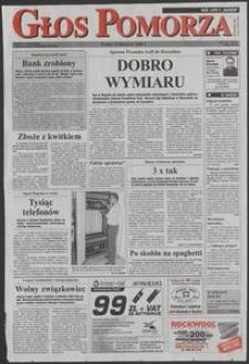Głos Pomorza, 1998, sierpień, nr 187