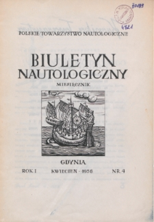 Biuletyn Nautologiczny, nr 4