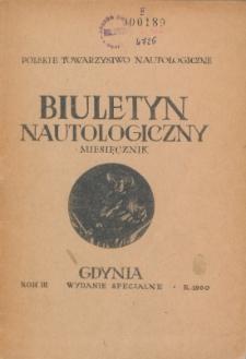 Biuletyn Nautologiczny, 1960 r.