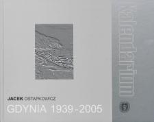 Gdynia 1939-2005 : kalendarium