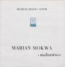 Marian Mokwa - malarstwo