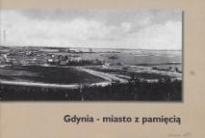 Gdynia - miasto z pamięcią