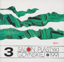 3 Salon Plastyki Gdyńskiej : 1991 lipiec