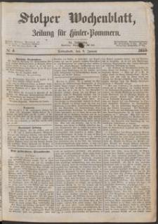 Stolper Wochenblatt. Zeitung für Hinterpommern № 4