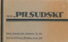 M/S Piłsudski : Gdynia - Ameryka Linie Żeglugowe, Sp. Akc. = Gdynia - America Shipping Lines, Ltd. : [album]