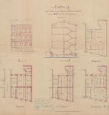 <p> Dokumentacja techniczna budynku przy ulicy Marii Skłodowskiej-Curie 11 </p>