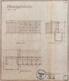 Bausache Kublitzerschaussee - Gauunterkunft Reichsarbeitsdienst