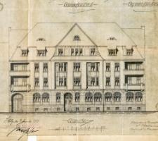 Dokumentacja techniczna budynku przy ulicy Wileńskiej 30