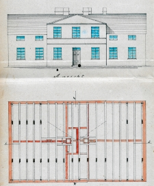 Dokumentacja techniczna budynku przy ulicy Świętego Piotra 26