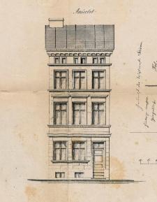 Dokumentacja techniczna budynku przy ulicy Mikołajskiej 34