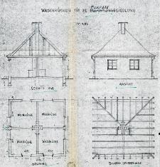 Hausakten Lilienthalstrasse Nr. 1-18 und Grönhoffstrasse Nr. 2-7
