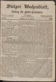 Stolper Wochenblatt. Zeitung für Hinterpommern № 20