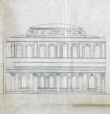 Dokumentacja techniczna budynku przy ulicy Piekiełko 17