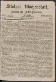 Stolper Wochenblatt. Zeitung für Hinterpommern № 23