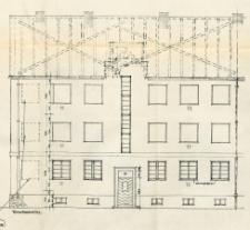 <p> Dokumentacja techniczna budynku przy ulicy Fryderyka Chopina 1-2 - budynki państwowe </p>