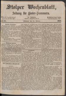 Stolper Wochenblatt. Zeitung für Hinterpommern № 24