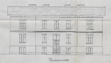 Dokumentacja techniczna budynku przy ulicy Fryderyka Chopina 3