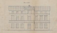 Dokumentacja techniczna budynku przy ulicy Wiejskiej 11