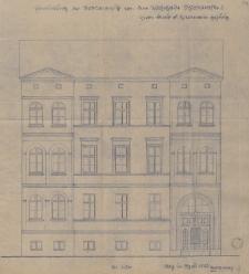 Dokumentacja techniczna budynku przy ulicy Zamkowej 2