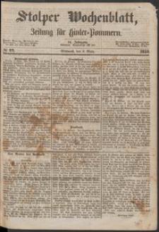Stolper Wochenblatt. Zeitung für Hinterpommern № 27
