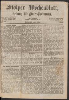 Stolper Wochenblatt. Zeitung für Hinterpommern № 28
