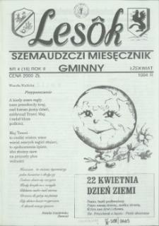 Lesôk Szemaudzczi Miesęcznik Gminny, 1994, łżekwiat, Nr 4 (16)