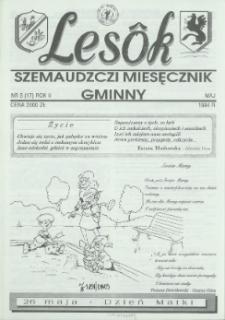 Lesôk Szemaudzczi Miesęcznik Gminny, 1994, maj, Nr 5 (17)