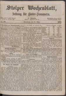 Stolper Wochenblatt. Zeitung für Hinterpommern № 34