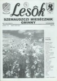 Lesôk Szemaudzczi Miesęcznik Gminny, 2001, strumiannik, Nr 3 (97)