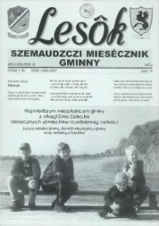 Lesôk Szemaudzczi Miesęcznik Gminny, 2001, môj, Nr 5 (99)