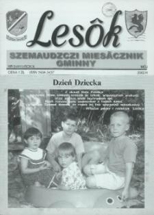 Lesôk Szemaudzczi Miesęcznik Gminny, 2002, môj, Nr 5 (111)