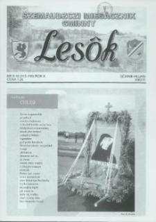 Lesôk Szemaudzczi Miesęcznik Gminny, 2002, sëwnik- rujan, Nr 9-10 (115-116)