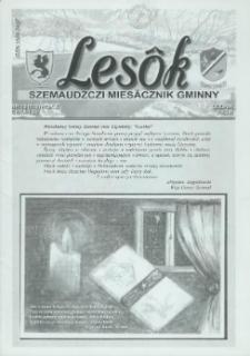 Lesôk Szemaudzczi Miesęcznik Gminny, 2002, godnik, Nr 13 (119)