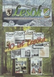 Lesôk Szemaudzczi Miesãcznik Gminny, 2003, stëcznik, Nr 1 (120)