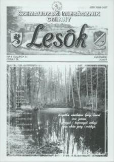 Lesôk Szemaudzczi Miesãcznik Gminny, 2003, czerwińc, Nr 6 (125)