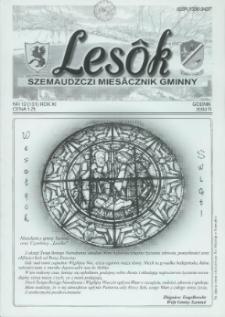 Lesôk Szemaudzczi Miesãcznik Gminny, 2003, godnik, Nr 12 (131)